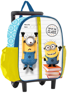 Cartoleria Mean Trolley Piccolo Minions Coriex