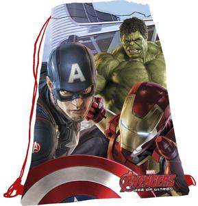 Cartoleria Energy Zainetto Piatto Avengers Coriex