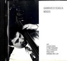 Moods - CD Audio di Gianmarco Scaglia