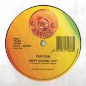 Happy Station - Vinile 7'' di Fun Fun