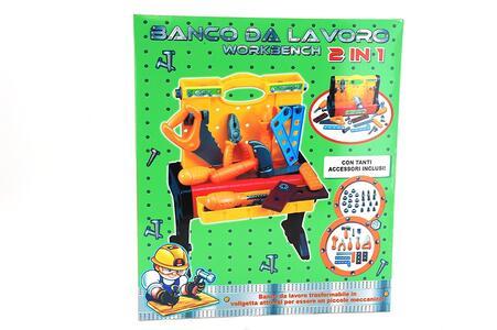 Banco Da Lavoro/Valigetta Meccanico 50Pz - 2