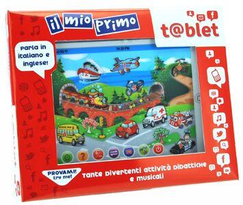 Giocattolo Tablet Educativo Veicoli Globo