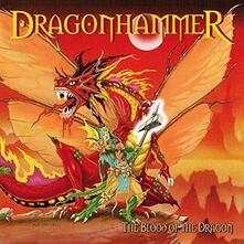 The Blood of the Dragon - CD Audio di Dragonhammer