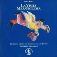 La Visita Meravigliosa (Box Set) - CD Audio di Nino Rota,Giuseppe Grazioli