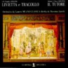 Livietta e Tracollo - CD Audio di Giovanni Battista Pergolesi