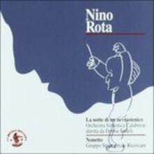 La Notte di Un Nevrastenico - CD Audio di Nino Rota