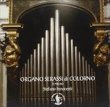 Organo Serassi di Colorno (Digipack) - CD Audio di Stefano Innocenti