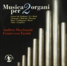 Musica per 2 Organi (Digipack) - CD Audio