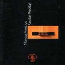Guitar Recital (Digipack) - CD Audio di Marcos Vinicius