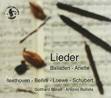 Lieder - Balladen - Ariette (Digipack) - CD Audio