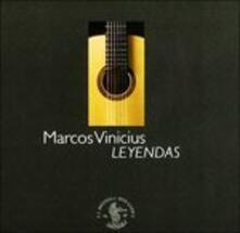 Leyendas - Musica per Chitarra (Digipack) - CD Audio di Marcos Vinicius