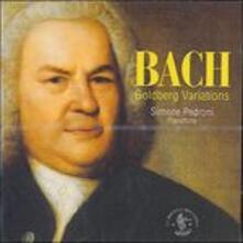 Variazioni Goldberg - CD Audio di Johann Sebastian Bach,Simone Pedroni