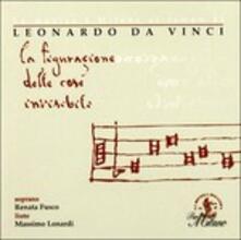La Musica a Milano Al Tempo di Leonardo,la Figurazione Delle Cose Invisibili - CD Audio di Renata Fusco