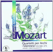 Quartetti K168-K173 - CD Audio di Wolfgang Amadeus Mozart