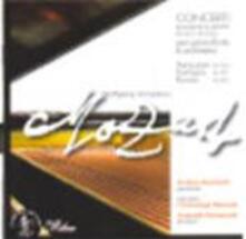 Concerti per pianoforte n.11, n.12 - Fantasia K397 - Rondò K485 - Variazioni sopra Lison Dormait K264 - CD Audio di Wolfgang Amadeus Mozart,Andrea Bacchetti,Orchestra I Pomeriggi Musicali,Antonello Manacorda