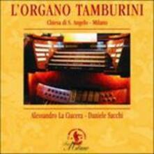 L'organo Tamburini - CD Audio