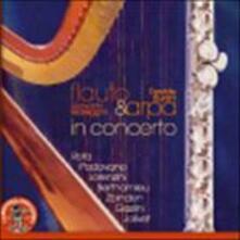 Flauto e arpa in concerto - CD Audio di Giovanni Mareggini,Davide Buriani