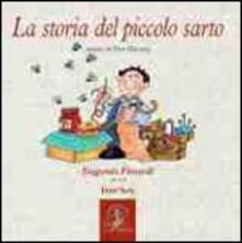 La storia del piccolo sarto - CD Audio di Eugenio Finardi,Carlo Boccadoro,Tibor Harsanyi