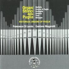 Organi storici della Puglia - CD Audio