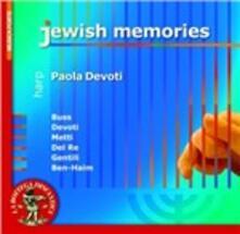 Jewish Memories - CD Audio di Paola Devoti