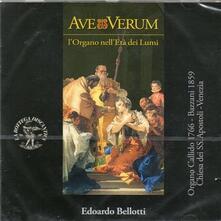 Ave Verum. L'organo dell'Età dei Lumi - CD Audio