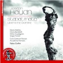 Stabat Mater - Libera Me Domine - CD Audio di Franz Joseph Haydn