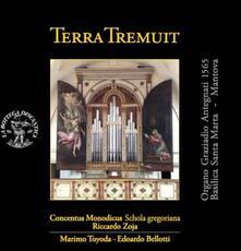 Terra Tremuit. Canto gregoriano e organo - CD Audio