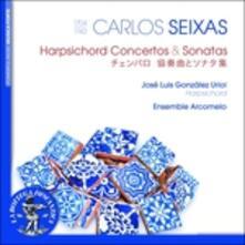 Concerti e Sonate per Clavicembalo - CD Audio di Carlos de Seixas