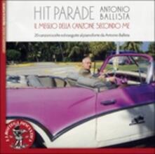 Hit Parade. Il meglio della canzone secondo me - CD Audio di Antonio Ballista
