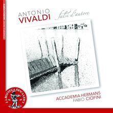Falsi d'autore - CD Audio di Antonio Vivaldi,Fabio Ciofini