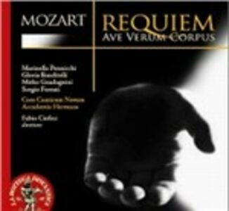 Foto Cover di Requiem - Ave Verum Corpus, Vinile di Wolfgang Amadeus Mozart, prodotto da Bottega Discantica