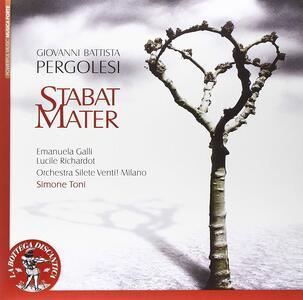 Stabat Mater - Sinfonia in Fa - Vinile LP di Giovanni Battista Pergolesi