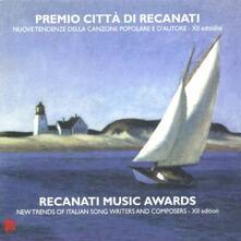 Premio Città di Recanati (Digipack) - CD Audio