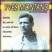 The Early Recordings - CD Audio di Yves Montand