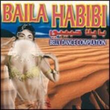 Baila Habibi - CD Audio