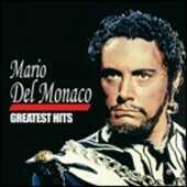 CD Greatest Hits Mario Del Monaco