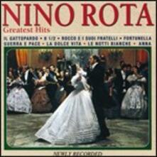 Greatest Hits (Colonna Sonora) - CD Audio di Nino Rota