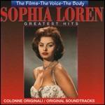 Cover CD Colonna sonora Sophia Loren