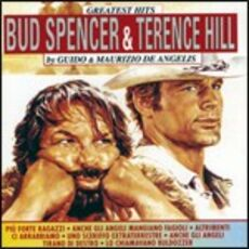 CD Super Bud Spencer & Terence Hill Greatest Hits (Colonna Sonora) Guido De Angelis Maurizio De Angelis