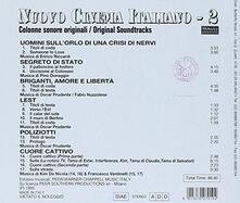 New Cinema Italiano vol.2 (Colonna Sonora) - CD Audio