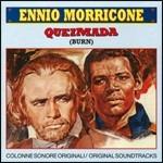 Cover CD Colonna sonora Queimada