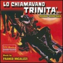 Lo Chiamavano Trinità (Colonna Sonora) - CD Audio di Franco Micalizzi
