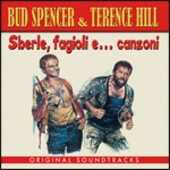 CD Bud Spencer & Terence Hill. Sberle, Fagioli e Canzoni (Colonna Sonora)