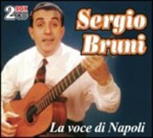 La voce di Napoli - CD Audio di Sergio Bruni