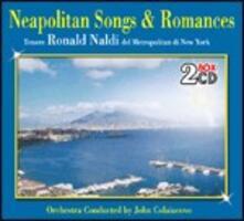 Neapolitan Songs and Romances - CD Audio di Ronald Naldi