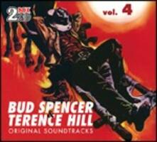 Bud Spencer & Terence Hill vol.4 (Colonna Sonora) - CD Audio