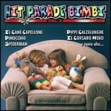 Hit Parade Bimbi vol.4 - CD Audio