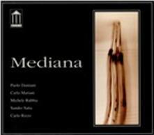 Mediana - CD Audio di Paolo Damiani