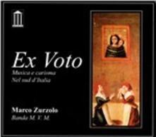 Ex Voto - CD Audio di Marco Zurzolo