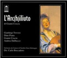 L'archiliuto - CD Audio di Gianni Coscia